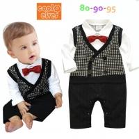 เสื้อผ้าเด็กเล็ก 0-3 ขวบ/บอดี้สูท/ชุดเซ็ท