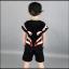 เสื้อ+กางเกง สีดำ thumbnail 5