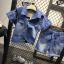 ชุดเซ็ท เสื้อ+กางเกง ยีนส์ thumbnail 2