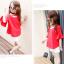 เสื้อ+กางเกง สีแดง thumbnail 3