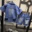 ชุดเซ็ท เสื้อ+กางเกง ยีนส์ thumbnail 3