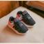 รองเท้าผ้าใบเด็ก สีดำ thumbnail 1