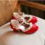 รองเท้าเด็ก สีแดง thumbnail 8