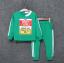 เสื้อ+กางเกงวอร์ม สีเขียว thumbnail 2