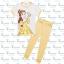 Baby GP ชุดนอน ลายเจ้าหญิง สีเหลือง thumbnail 1