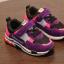 รองเท้าผ้าใบแฟชั่น สีม่วง thumbnail 1