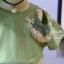 เสื้อสีเขียว+กระโปรงสีขาว thumbnail 2