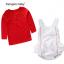 เสื้อ+บอดี้สูท สีแดง thumbnail 2