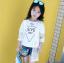 เสื้อคลุมสีขาวซีทรู มีฮูด thumbnail 5