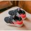รองเท้าผ้าใบเด็ก สีดำ thumbnail 3