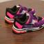 รองเท้าผ้าใบแฟชั่น สีม่วง thumbnail 2