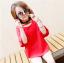 เสื้อ+กางเกง สีแดง thumbnail 4