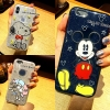 Glitter Cartoon Case iPhone 5/5S/SE