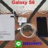 มือถือ Samsung Galaxy S6 32 GB รุ่นเรือธงสเป็คสุดๆ มือสองสภาพกริ๊บพร้อมใช้งาน