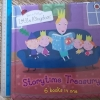 (Ben & Holly's Little Kingdom) Storytime Treasury (6 Books in One) สันปกล่างขาดเล็กน้อย