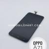 หน้าจอ + ทัชสกรีน OPPO A71 สีดำ