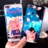 Blue Ray PeppaPig iPhone 7 Plus/ 8 Plus