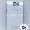 ฝาหลัง Samsung Galaxy S6 สีขาว
