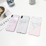 Marble TPU Case iPhone X