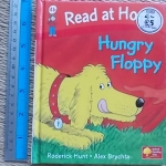 Read At Home 4B: Hungry Floppy