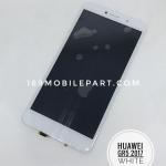 จอ + ทัชสกรีน Huawei GR5 2017 สีขาว 5.5 นิ้ว