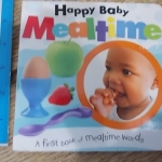 Meal Time (Happy Baby/ Board Book)