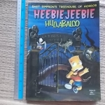 Heebie Jeebie Hullabaloo (Bart Simpson's Treehouse of Horror)