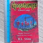 Goosebumps 45: Ghost Camp