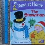 Read At Home 1A: The Snowman