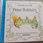 Peter Rabbit's Colours