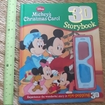 (Disney) Mickey's Christmas Carol 3D Storybook