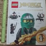 LEGO NINJAGO: The Visual Dictionary (Limited Edition Minifigure/ Zane Rebooted)