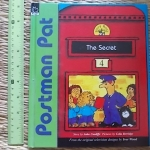 Postman Pat Story Book 4: the Secret