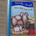 Three Billy Goats Gruff (Ready to Read/ Age 5-7 Key Stage 1)