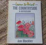 (Learn to Paint) The Countryside in Watercolour