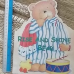 Rise And Shine Bear (Board Book)