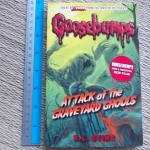 Goosebumps: Attack of the Graveyard Ghouls