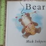 BEAR By Mick Inkpen