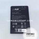แบตเตอรี่ ASUS Zenfone 2 Laser 5.5 LEEPLUS ประกัน 1 ปี
