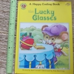 The Lucky Glasses (A Happy Ending Book)