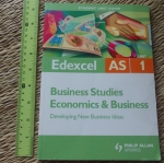 Business Studies: Economics & Business (Developing New Business Ideas)