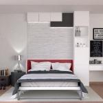 เตียงพับ รุ่น FLIP ขนาด 5 ฟุต (ไม่รวมที่นอน)