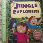 Jungle Explorers (Board Book)