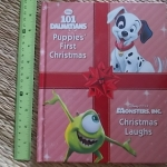 (Disney) 101 DALMATIANS: Puppies' First Christmas + (Disney-Pixar) Christmas Laughs
