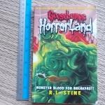 Goosebumps Horrorland 3: Monster Blood For Breakfast