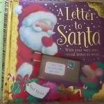 A Letter to Santa (ปกนวม)