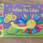 Follow the Colour (Finger Trail)