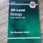 AS-Level BIOLOGY/ Exam Board: AQA: The Revision Guide