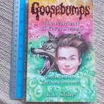 Goosebumps 14: The Werewolf of Fever Swamp