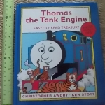 Thomas the Tank Engine (Easy-to-Read Treasury)